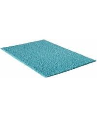 Hochflor-Teppich Impression LOCA Höhe 50 mm gewebt IMPRESSION blau 1 (B/L: 60x110 cm),2 (B/L: 80x150 cm),3 (B/L: 120x170 cm),4 (B/L: 160x230 cm),6 (B/L: 200x290 cm)