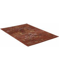 IMPRESSION Teppich Impression Vintage 1613 gewebt orange 2 (B/L: 80x150 cm),3 (B/L: 120x170 cm),4 (B/L: 160x230 cm),6 (B/L: 200x290 cm)