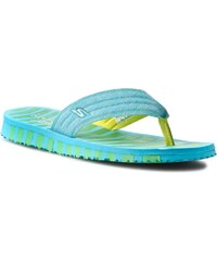 Žabky SKECHERS - Go Flex-Vitality 14258 Blue/Green