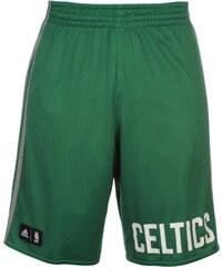 Basketbalové kraťasy adidas Boston Celtics pán.