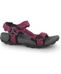 Trekové sandály Karrimor Amazon dám. černá/růžová