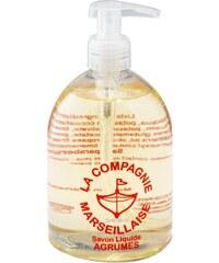 La Compagnie Marseillaise Agrumes - Savon liquide - orange