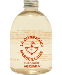 La Compagnie Marseillaise Agrumes - Gel douche - orange