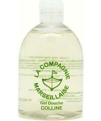 La Compagnie Marseillaise Colline - Gel douche - vert