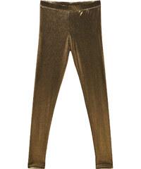 MANGO Leggings Mit Metallic-Effekt