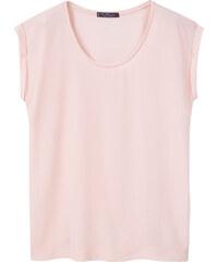 Violeta BY MANGO T-Shirt Fluide Texturé