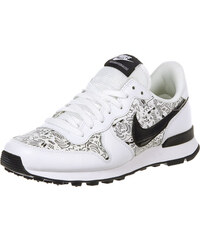 Nike Internationalist Print W Schuhe white/black