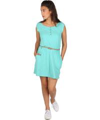 Ragwear Zephie A Organic W Kleid aqua
