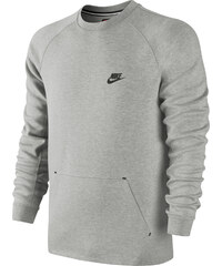 Nike Tech Fleece Crew-1MM Sweater grey/black