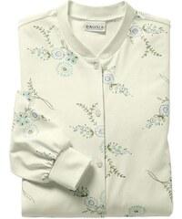 Große Größen: Nachthemd, Ringella, mint-bedruckt, Gr.36/38-52/54