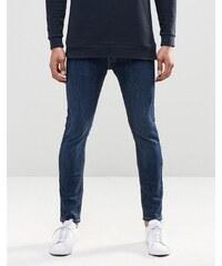 LDN DNM - Jean skinny stretch - Bleu
