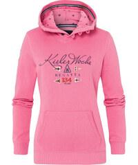 Gaastra Kieler Woche Hoodie Kora pink Damen