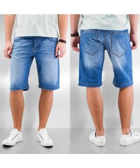 Just Rhyse Base Jeans Shorts Light Blue