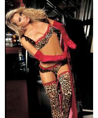 Shirley of Hollywood leopardí sexy set