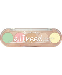 Essence All I need Concealer Palette Colour Correcting 6 g