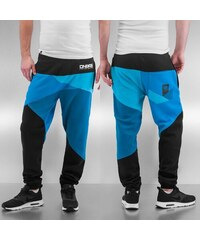 Dangerous DNGRS Locotay Sweat Pants Blue/Black