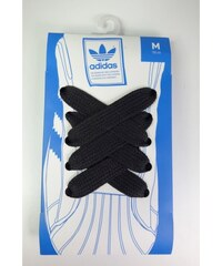 Tkaničky do bot adidas Originals Fat Lace Black 150cm