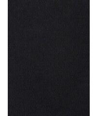Große Größen: Socken (2 Paar), schwarz, Gr.35-37-44-46