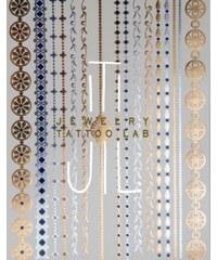 Jewelry Tattoo Lab Set Tatouages Ephémères Byzantime