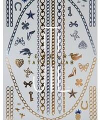 Jewelry Tattoo Lab Set Tatouages Ephémères Charm