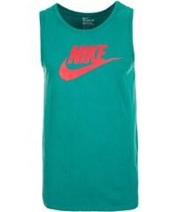 Nike Sportswear SOLSTICE FUTURA Top rio teal/light crimson
