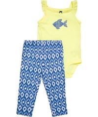 Carter´s SET Leggings Hosen blue