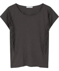 MANGO Fransen-Shirt