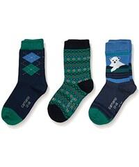Camano Mädchen Jungen Und Fashion Socks, 3er Pack