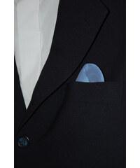 Avantgard Světle modrý jednobarevný kapesníček