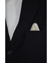 Avantgard Ivory jednobarevný kapesníček