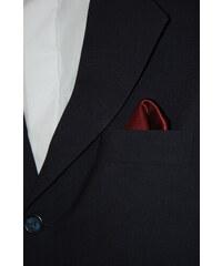 Avantgard Bordó jednobarevný kapesníček