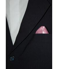 Avantgard Růžový jednobarevný kapesníček