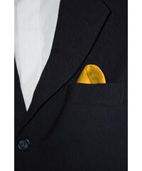 Avantgard Zlatý jednobarevný kapesníček