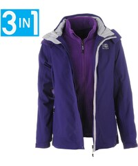 Karrimor 3in1 Jacket dámské Purple 94abaf10c67
