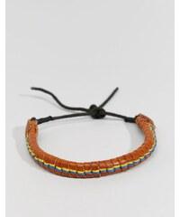 Jack & Jones - Bracelet en cuir - Marron