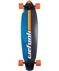 wefunk Longboard Stripes- Speed Carver WEFUNK bunt