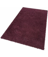 Hochflor-Teppich Shaggy 50 Höhe 50 mm gewebt Bruno Banani lila 1 (B/L: 60x90 cm),2 (B/L: 70x140 cm),3 (B/L: 120x180 cm),4 (B/L: 160x230 cm),6 (B/L: 200x290 cm),7 (B/L: 240x320 cm)