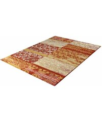 IMPRESSION Teppich Impression Vintage 1612 gewebt orange 2 (B/L: 80x150 cm),3 (B/L: 120x170 cm),4 (B/L: 160x230 cm),6 (B/L: 200x290 cm)
