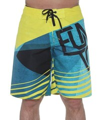 Pánské koupací šortky Funstorm Verwit yellow M