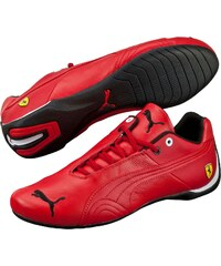 Puma Motorsport Future cat - Baskets en cuir - rouge