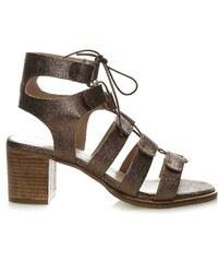 Lundi Bleu Kenya - Sandalen - bronzefarben