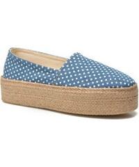Ippon Vintage - Nami beach - Espadrilles für Damen / blau