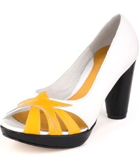 Abigail Independante - Chaussures à talon en cuir