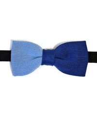 Pochette Square Jake and Elwood - Noeud papillon - bleu