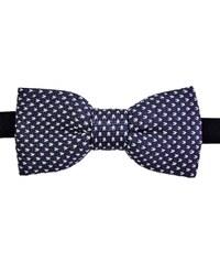 Pochette Square Jeff Goldblue - Noeud papillon - bleu