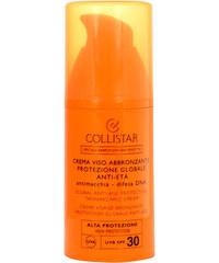 Collistar Protection Tanning Face Cream SPF30 50ml Kosmetika na opalování W Ochranný opalovací krém