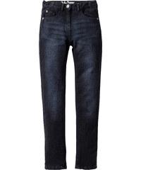 John Baner JEANSWEAR Jogg-jean skinny super doux noir enfant - bonprix