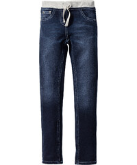 John Baner JEANSWEAR Jogg-jean avec taille côtelée extensible bleu enfant - bonprix