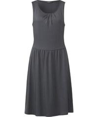 Street One Uni-Jerseykleid Selina - pride grey, Damen