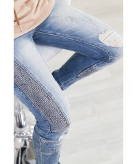 Sixth June Jeans Biker Blue